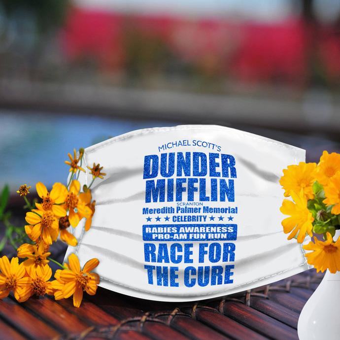 Michael scott's dunder mifflin scranton meredith palmer memorial celebrity