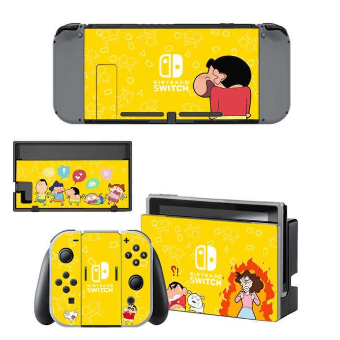 Shin chan Nintendo switch Skin