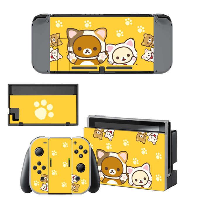 Rilakkuma Nintendo switch Skin