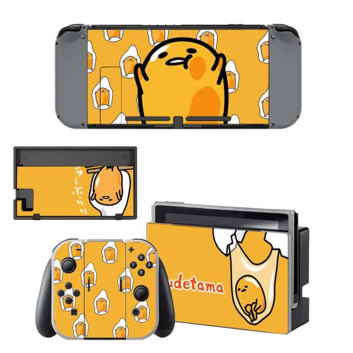 Gudetama Nintendo switch Skin