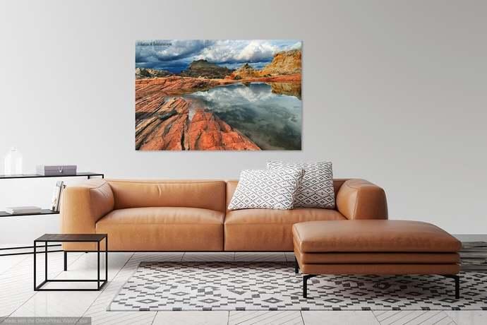 Vermilion Cliffs, Arizona - White Pockets