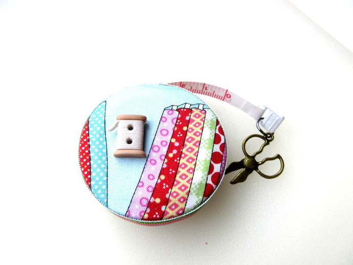 Tape Measure Fabric Bolts Small Retractable Measuring Tape