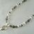 Smoky Quartz Necklace, handmade jewelry art deco victorian art nouveau gothic