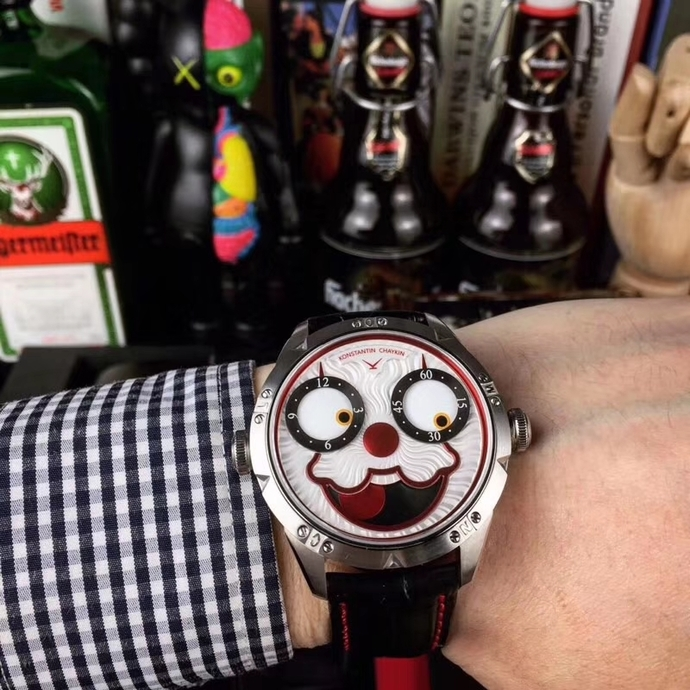 KONSTANTIN CHAYKIN JOKER WATCH AUTOMATIC (BRAND NEW)