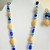 Agate &Crystal &Hand painted Carved Gold Pendent Necklace Set, Pretty Hand caved