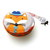 Tape Measure Dressed Foxes Small Retractable Measuring Tape