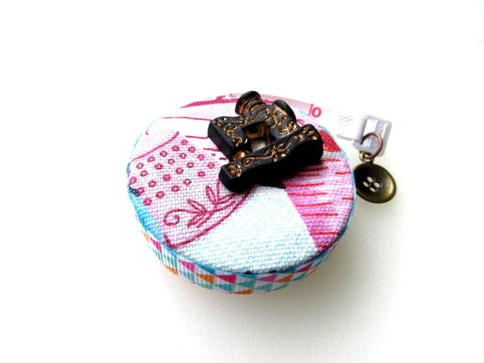 Tape Measure Sewing Notions Small Retractable Tape Measure
