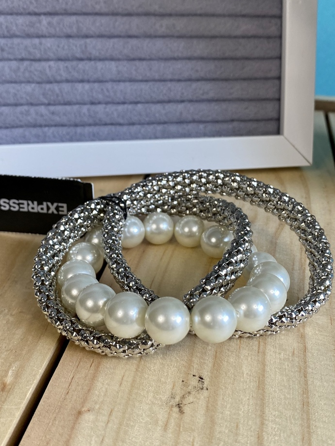 New with Tags! Express Bracelet Set