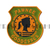 SALE Pawnee Goddesses Badge Parks and recreation Iron on Patch