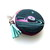 Tape Measure Purple and Blue Otters Small Retractable Tape Measure