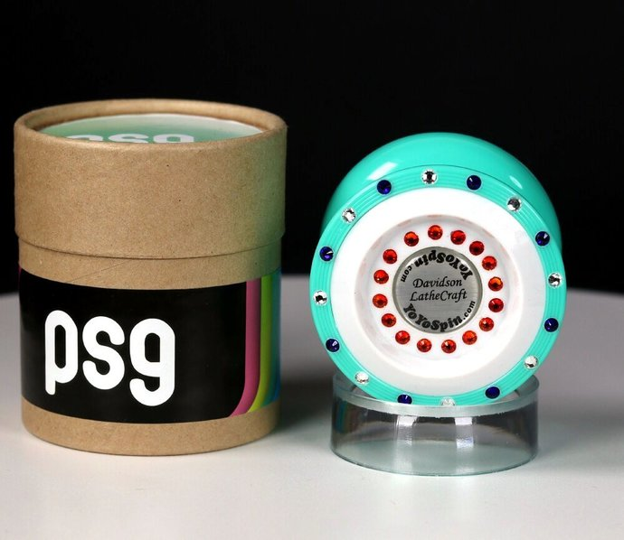 Vintage Adegle PSG Yo-Yo, modded by YoYoSpin