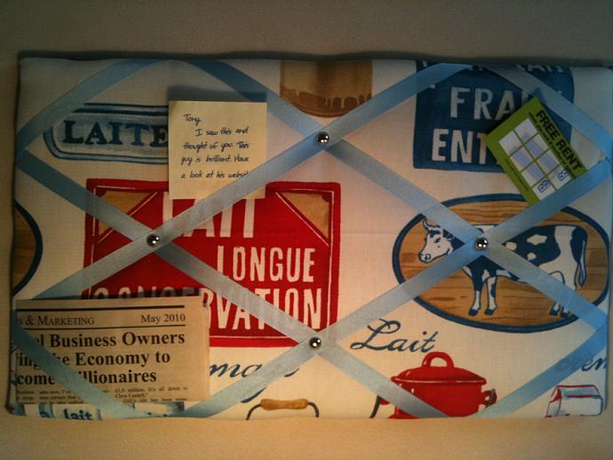 Pin Board/Notice Board/Memo Board/French Farmhouse
