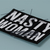 Nasty Woman Iron On Patch