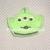 Alien Feltie 4 pc UNCUT Toy Story