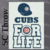 Cubs For Life -- SC Throw -- graph + color coded block line by line instruction