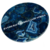 """12"""" Inch, 18"""" Inch, 24"""" Inch Customized Blue Agate Table, Customized Agate"""