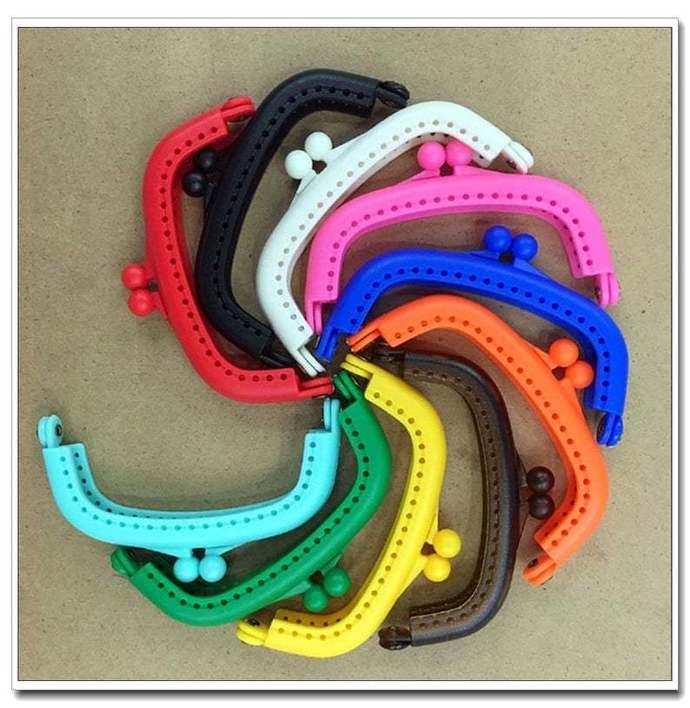 8.5cm, 15.5cm, 20.5cm Purse Frame,Jelly Clip,, bag frame,handbag frame, plastic