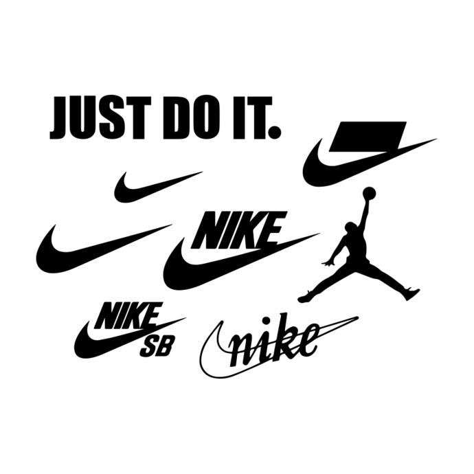Just do it svg bundle, Nike logo bundle svg, Nike cricut svg, Nike Logo Svg