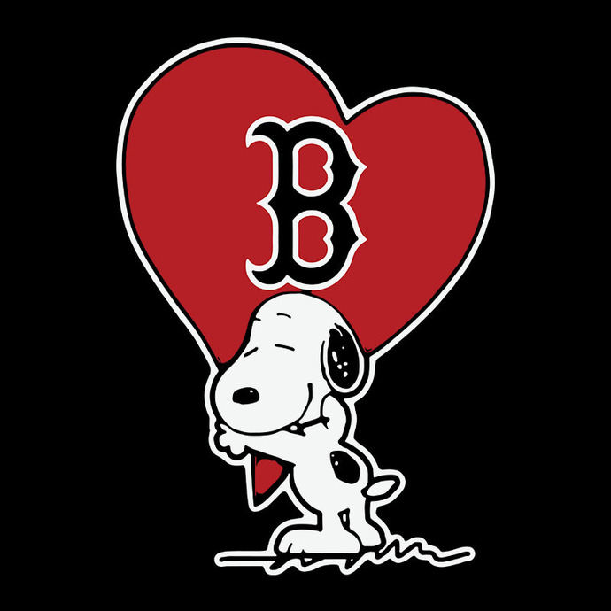 Snoopy Red Sox Nation Red Socks Fan Svg, Boston Red Sox Png Digital Download