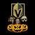 Vegas Golden Knights Halloween Horror Movie Pumpkin Svg, Jason Voorhees And