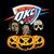 Halloween Horror Movie Pumpkin Svg, Jason Voorhees And Freddy Krueger Svg