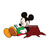 Mickey Mouse Reading Books Svg, Reading Books Svg