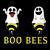 Boo Bees ghost Funny Couples Halloween