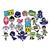 Teen Titans Svg, Cartoon Svg, Titan Funny Svg, Cricut File, Easy Cut, Bundle