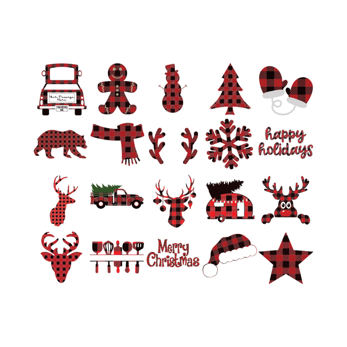 Christmas Svg Bundle Christmas Svg Cricut By Bandassvg On Zibbet