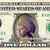 GUINAN Star Trek on a REAL Dollar Bill Cash Money Collectible Memorabilia