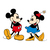 Mickey Minnie Mouse Vintage Retro Old School Style svg, disney svg, disneyland