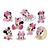 Minnie Mouse Baby Babies Pink Bow svg, disneyland svg, disney vacation, disney