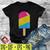 Popsicle LGBT Gay Pride Pansexual SVG , EPS , DXF , PNG DIGITAL DOWNLOAD
