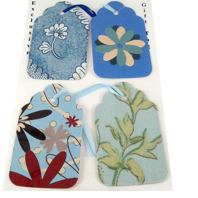 A Flower Garden Variety Gift Tag Set
