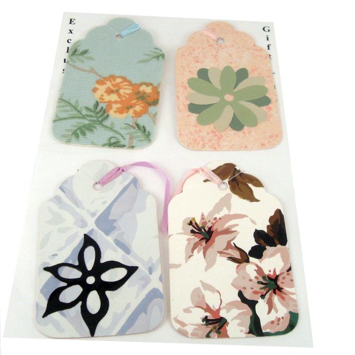 Flower Garden Variety Gift Tags