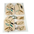 Wallpaper with Vines Gift Tag Set