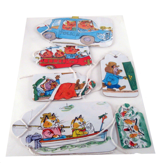 Children's Gift Tag Set