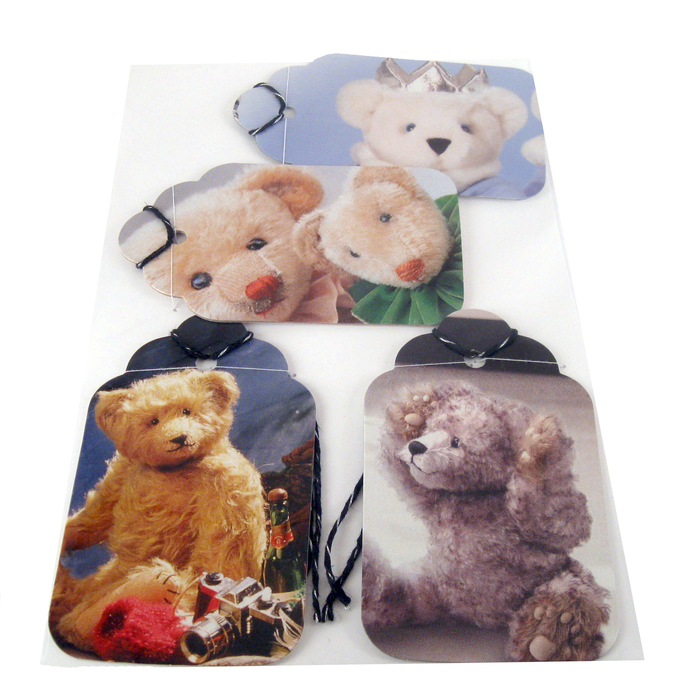 Cute Bear Gift Tags