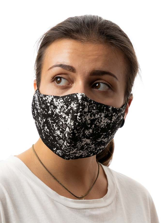 Cloth Face Mask Soft Cotton Covering Washable Reusable Protective Mouth Mask