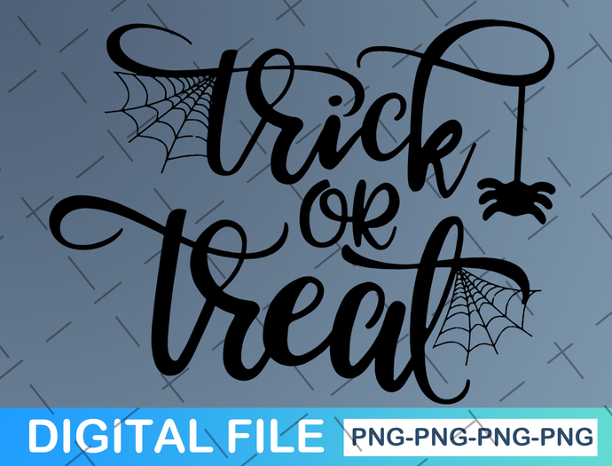 18+ Trick Or Treat Halloween Svg Cut File Image