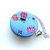 Measuring Tape Sewers Thread and Pin Cushions Small Retractable Tape Measure