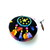 Measuring Tape Rainbow Dream Catchers Small Retractable Tape Measure