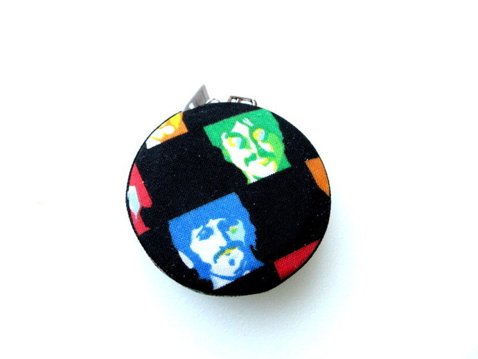 Measuring Tape The Beatles Small Retractable Tape Measure