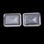 Crystal Quartz Faceted Octagon Loose Gemstone,Faceted Crystal Quartz