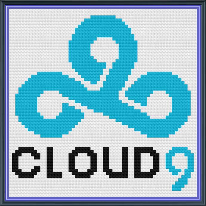 Cloud 9-SC-60x60 Pillow