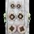 Aztec Earring Blanks (3 Pair)