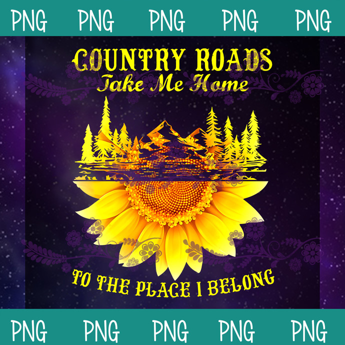 country road take me home tho the peace i belong Png, Peace Png, Belong Png,