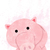 Toy Story  baby Disney, Hamm the Piggy Bank print, poster, home decor, nursery