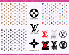 Fashion Bundle Svg Gucci Svg Lv Svg Chanel By Alan Store On Zibbet