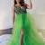 Elegant Prom Dress,V-Neck Prom Dress,Beading Prom Dress,A-Line Prom Dress,Long
